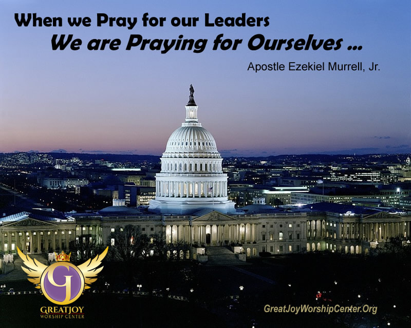 GJWC-Pray for Our Leaders